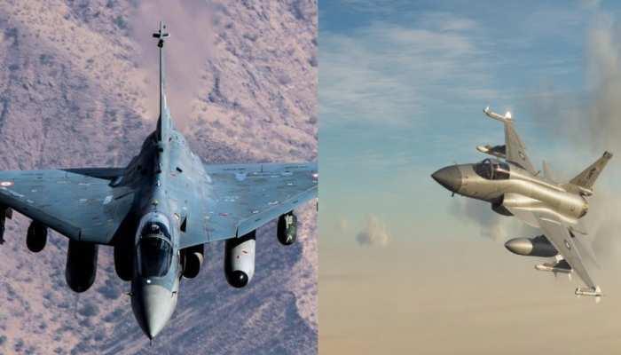 चीन-पाकिस्तान के जेएफ-17 फाइटर जेट और तेजस में कौन बेहतर? जानिए वायुसेना प्रमुख ने क्या दिया जवाब