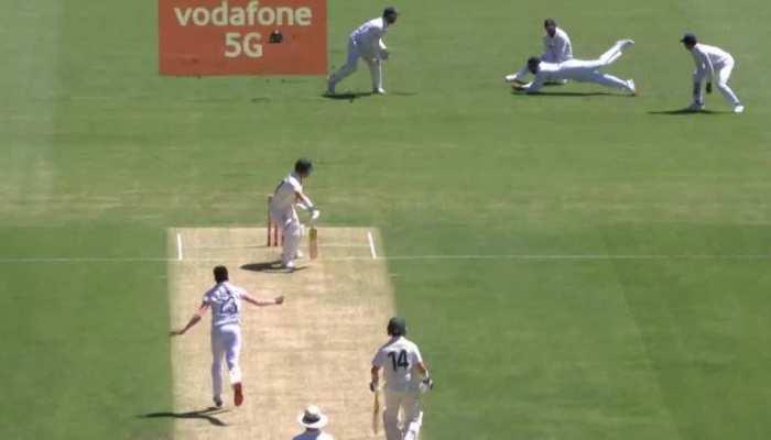 IND vs AUS Brisbane Test: Rohit Sharma ने स्लिप में पकड़ा शानदार कैच, David Warner हुए हैरान