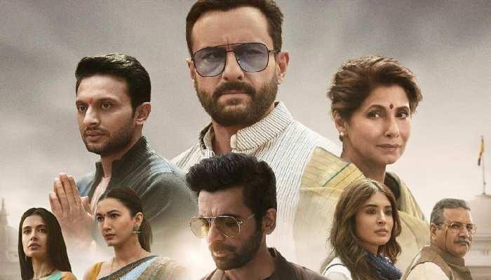 Tandav Review: Dimple Kapadia हैं असली 'हीरो', Saif Ali Khan हैं थोड़े फीके