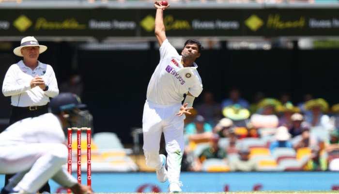 IND vs AUS Brisbane Test: Rohit Sharma के कैच ने Washington Sundar को दिलाई टेस्ट करियर की पहली कामयाबी