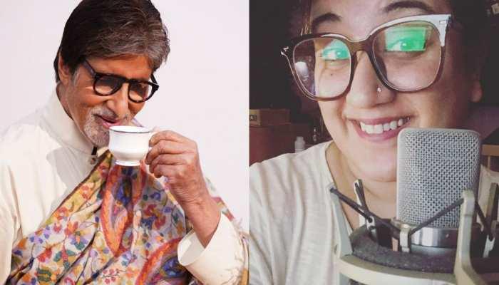 Jasleen Bhalla replaces Amitabh Bachchan in New Corona Caller Tune will be heard again