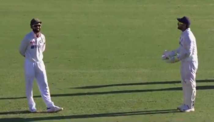 IND vs AUS Brisbane Test: जब Rishabh Pant की अपील पर साथी खिलाड़ियों ने नहीं दिया भाव