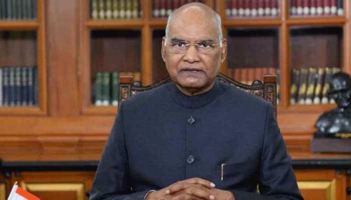राम मंदिर निर्माण के लिए शुरू हुआ चंदा अभियान, राष्ट्रपति कोविंद ने दिए 5 लाख रुपये