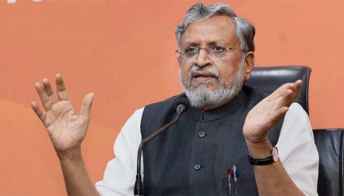 सुशील मोदी का बड़ा बयान- विपक्ष के उकसावे पर लड़ी जा रही बिचौलियों के हित की लडाई