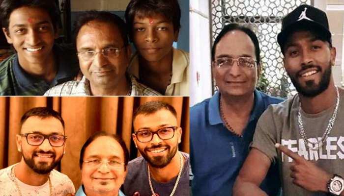 Hardik Pandya के पिता का देहांत, टूर्नामेंट छोड़ घर वापस लौटे क्रुणाल पांड्या