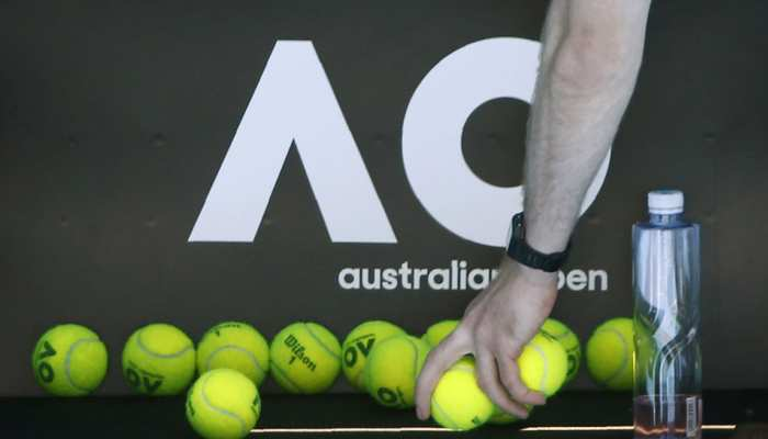 Australian Open 2021 शुरु होने से पहले कोरोना के 3 मामले आए