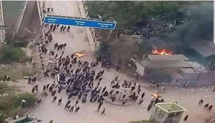 POK में चीन के सड़क बनाने पर हुई हिंसा, पुलिस ने चलाई गोलियां, आंसू गैस के गोले छोड़े