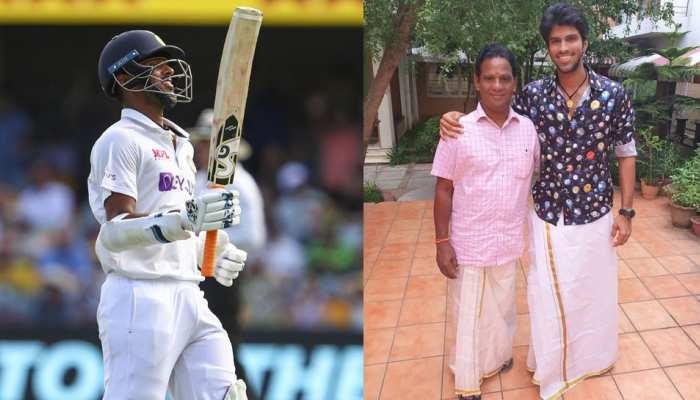 IND vs AUS Brisbane Test: Washington Sundar के शानदार प्रदर्शन के बावजूद निराश हैं उनके पिता, जानिए क्यों