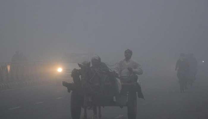 Weather Update: उत्तर भारत में कड़ाके की ठंड, कई जगह आज बारिश होने के भी आसार
