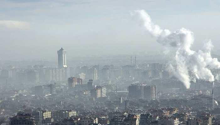 देश के सबसे प्रदूषित शहरों में गाजियाबाद नंबर वन, दूसरे नंबर पर दिल्ली