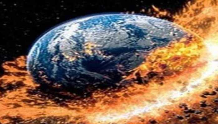 Study: पृथ्वी का होने वाला है महाविनाश! आकाश से गिरेंगे आग के गोले, हुआ खुलासा