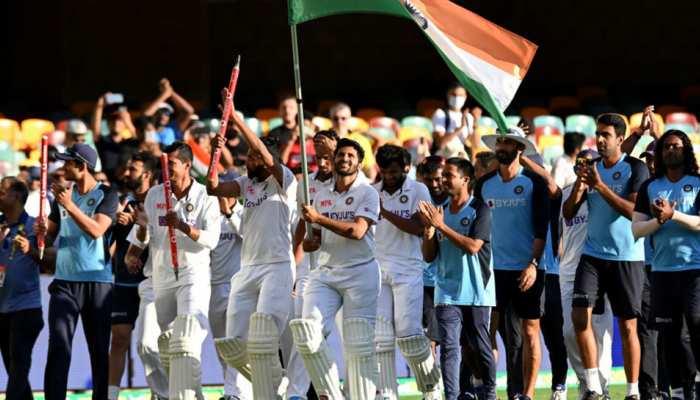 IND VS AUS: ब्रिसबेन में टीम इंडिया की बल्ले-बल्ले, रोमांचक टेस्ट में ऑस्ट्रेलिया को 3 विकेट से चटाई धूल