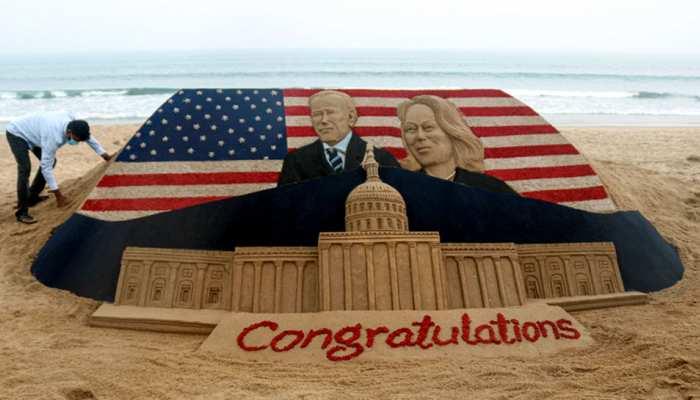 US में कड़ी सुरक्षा के बीच 46वें राष्ट्रपति की शपथ लेंगे Joe Biden