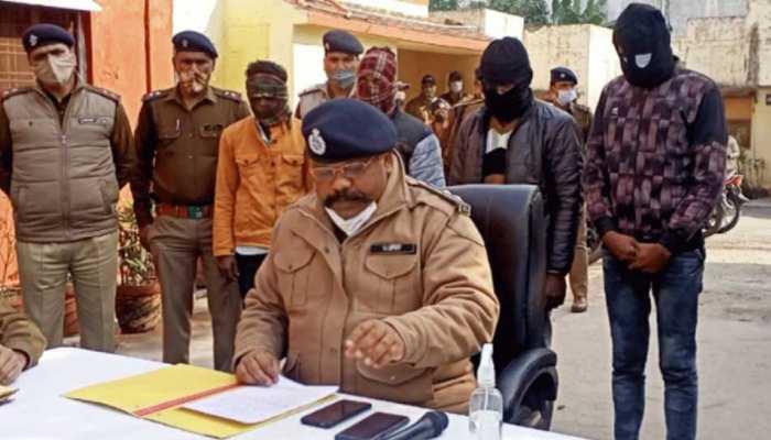 Roorkee: Tantrik Murder, Tantra Mantra Girlfriend, Four youths arrested