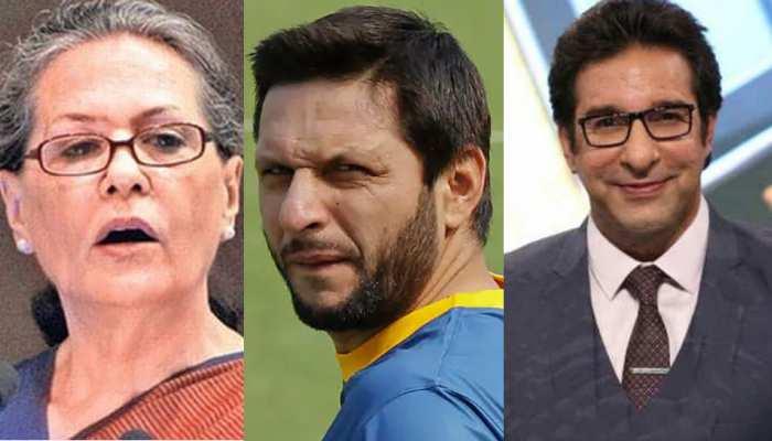 ब्रिस्बेन में भारत की जीत पर सोनिया गांधी, शाहिद अफरीद, वसीम अकरम ने कही बड़ी बात