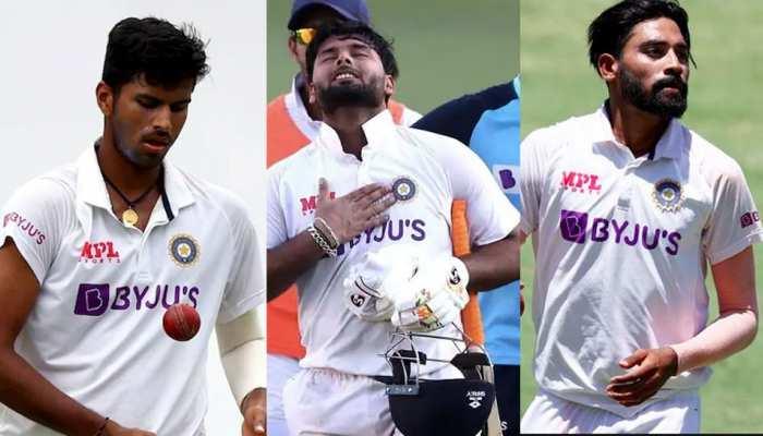ICC Test Ranking: Rishabh Pant बने विश्व के सर्वाधिक रैंकिंग के विकेटकीपर, Siraj और Sundar ने लगाई लंबी छलांग