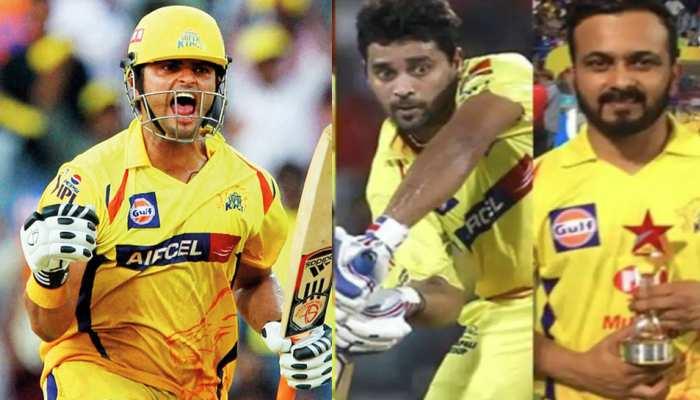 IPL 2021: Chennai Super Kings के लिए खेलते हुए नजर आएंगे Suresh Raina, जानिए कौन हुआ बाहर