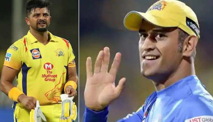 चेन्नई सुपर किंग्स से बाहर हुए ये दो दिग्गज खिलाड़ी, कप्तान धोनी के खेलने पर भी सस्पेंस खत्म