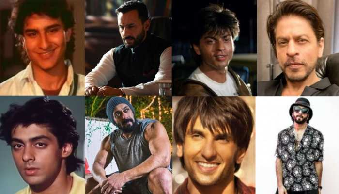 Bollywood Superstar has changed so much from their debut film