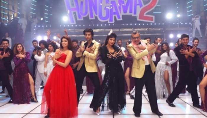 Shilpa Shetty ने Paresh Rawal संग किया डांस, 'Hungama 2' के सेट पर हुआ है धमाल