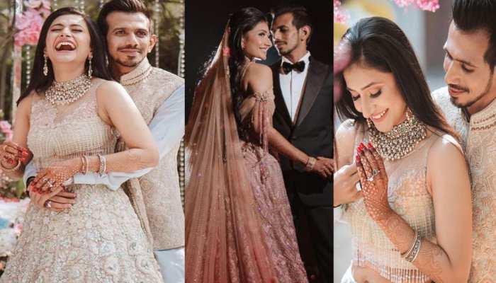 शादी के बाद साथ नहीं होने पर छलका Yuzvendra Chahal और Dhanashree का दर्द