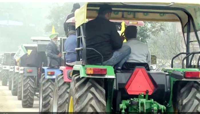 Farmers Protest: ट्रैक्टर परेड पर निर्णय आज, करीब 30 किलोमीटर के हो सकते हैं 3 रूट