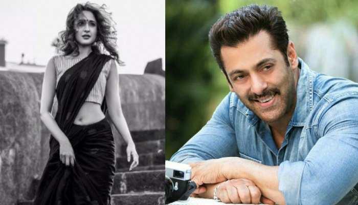 'अंतिम' में Salman Khan के साथ इश्क लड़ाएंगी साउथ की Pragya Jaiswal, एक साथ हुए स्पॉट