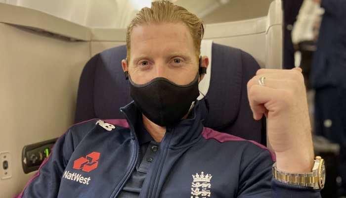 IND vs ENG Test Series के लिए भारत रवाना हुए Ben Stokes, फ्लाइट की फोटो शेयर की