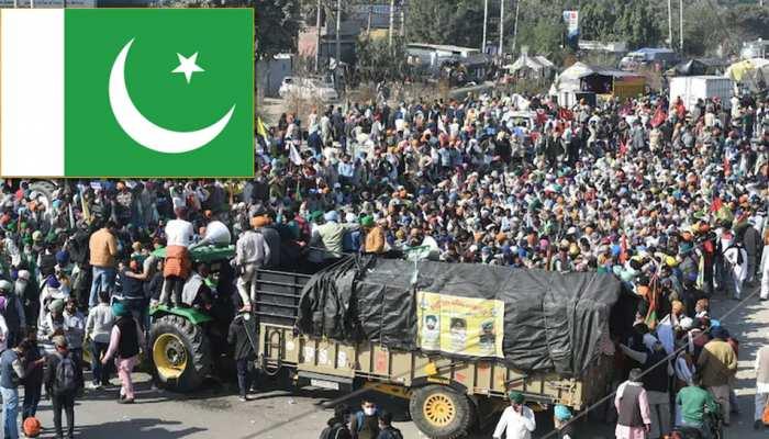 किसान आंदोलन की आड़ में PAK की नापाक साज़िश, दंगे कराने के लिए बनाए 308 ट्विटर हैंडल
