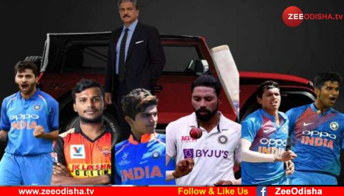Anand Mahindra will gift SUV to six Indian cricketers