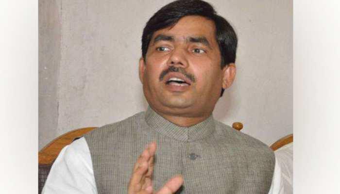 बिहार में  MLC का नामांकन करने के लिए अचानक आया था फोन, Shahnawaz Hussain ने खोला राज