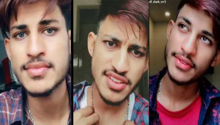 Andhra Pradesh: TikTok Star Rafi Shaikh committed suicide in Nellore, Investigation Launched