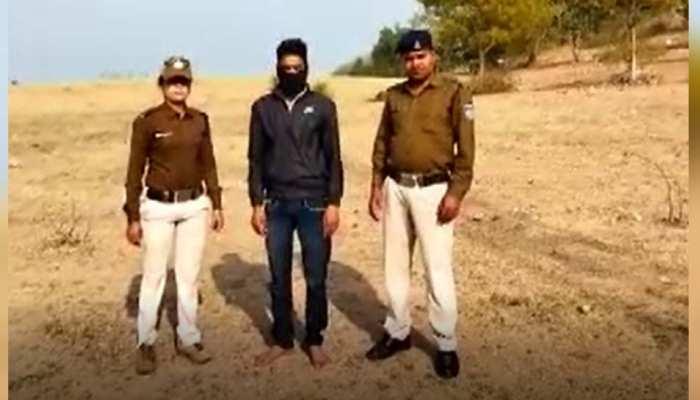 तीन महीने पहले छतरपुर से लापता हुई थी युवती, जम्मू में पाकिस्तान बॉर्डर पर मिली, आरोपी गिरफ्तार