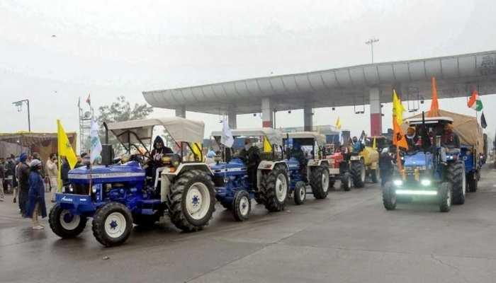 किसानों की Tractor Rally का ट्रैफिक पर होगा असर, Delhi-NCR में इन रास्तों पर जाने से बचें