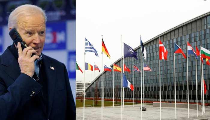 Joe Biden ने की जर्मन चांसलर मर्केल से चर्चा, Transatlantic Alliance मजबूत करने पर जोर