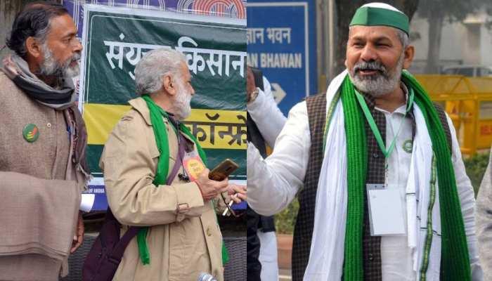 दिल्ली हिंसा: पुलिस ने 200 लोगों को लिया हिरासत में, योगेंद्र यादव समेत 22 पर हुई ये कार्रवाई