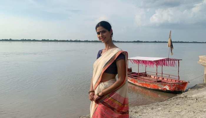 Meet UP s first brand ambassador for khadi: Pankhuri Gidwani, former runner up of miss India