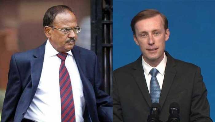 Ajit Doval ने अमेरिकी राष्ट्रीय सुरक्षा सलाहकार से की बात, आतंकवाद के खिलाफ लड़ाई पर हुई चर्चा