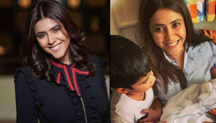 Ekta Kapoor son Ravie Kapoor second birthday party celebrities invited including Karan Johar Riteish Deshmukh