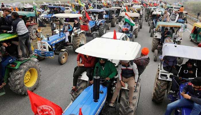 Farmers Tractor rally में हिंसा पर बोले झारखंड कृषि मंत्री- ये आंदोलन खत्म करने की साजिश थी