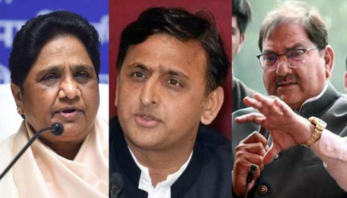 Farmers Protest को लेकर मायावती और अखिलेश यादव समेत विपक्षी नेताओं ने केंद्र सरकार पर बोला हमला