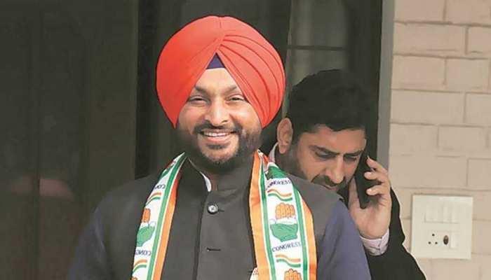 राष्ट्रपति के भाषण के दौरान कांग्रेस सांसद Ravneet Singh Bittu का हंगामा, सदन में की नारेबाजी