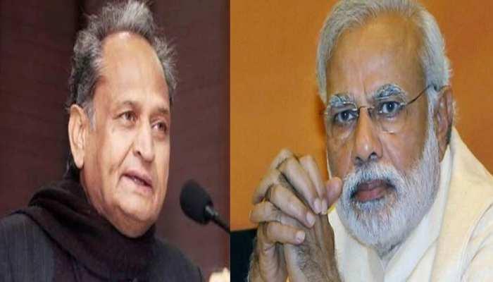 Rajasthan Samachar: Ashok Gehlot ने PM Modi को लिखा पत्र, GST को लेकर की यह मांग