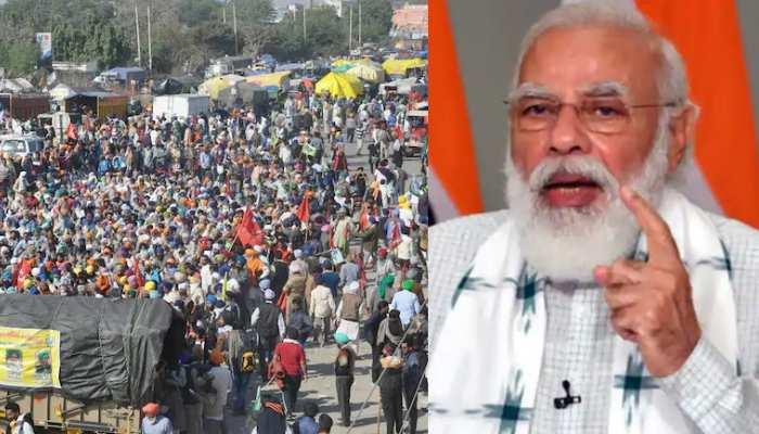 सर्वदलीय मीटिंग में किसानों को लेकर PM मोदी ने कही बड़ी बात, बोले- सिर्फ एक फोन कॉल...
