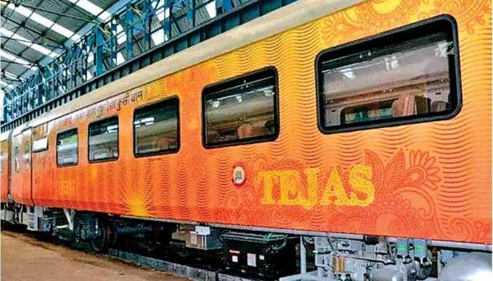 Indian Railway: 10 महीने बाद पटरी पर लौटी तेजस एक्सप्रेस, जानें कितना है किराया