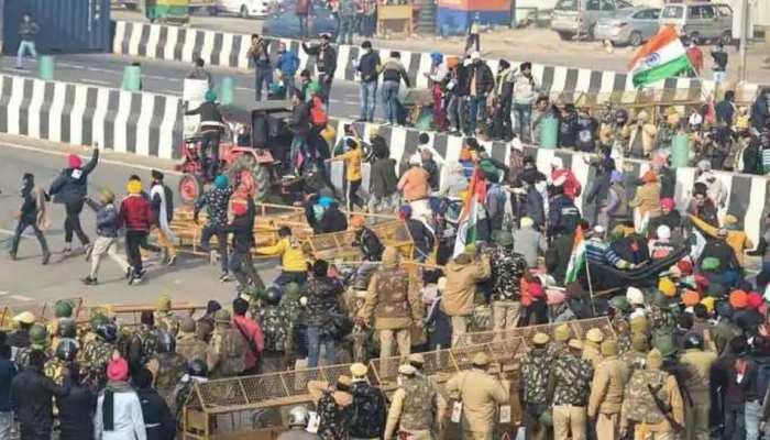 Farmers Protest: 24 घंटे तक बढ़ाया गया हरियाणा के 17 जिलों में लगा Internet Ban