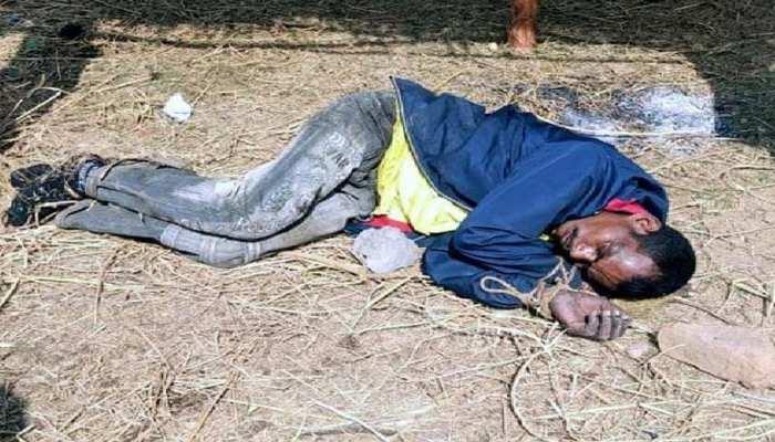 रिश्ता शर्मसार: बेटे ने किया मां का कत्ल, घर में ही लाश को लगाई आग और पकाया मुर्गा!