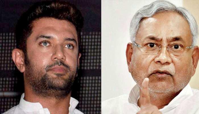Bihar: अब एनडीए में Chirag Paswan की राह नहीं आसान? Nitish Kumar ने खोला मोर्चा