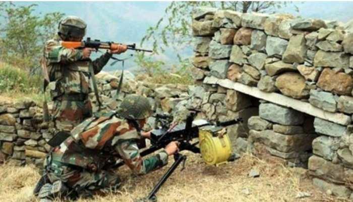 Pakistan ने एक बार फिर किया Ceasefire Violation, भारतीय सेना ने दिया करारा जवाब