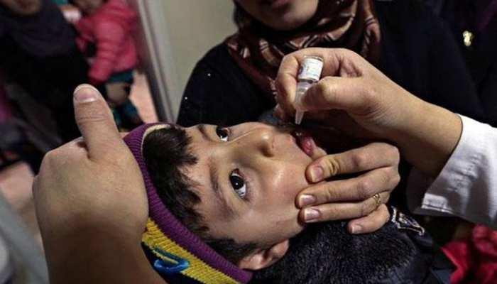 महाराष्ट्र: 12 बच्चों को पोलियो की जगह पिला दी गईं सैनेटाइजर की दो बूंदे